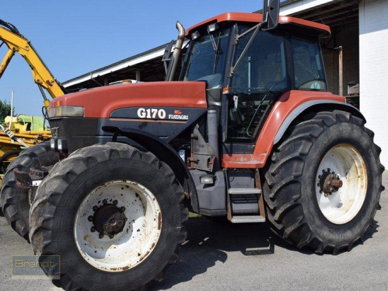 Traktor типа New Holland G 170, Gebrauchtmaschine в Bremen (Фотография 1)
