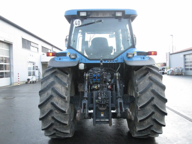 Traktor des Typs New Holland G170 / Ford 8670, Gebrauchtmaschine in Wülfershausen (Bild 5)