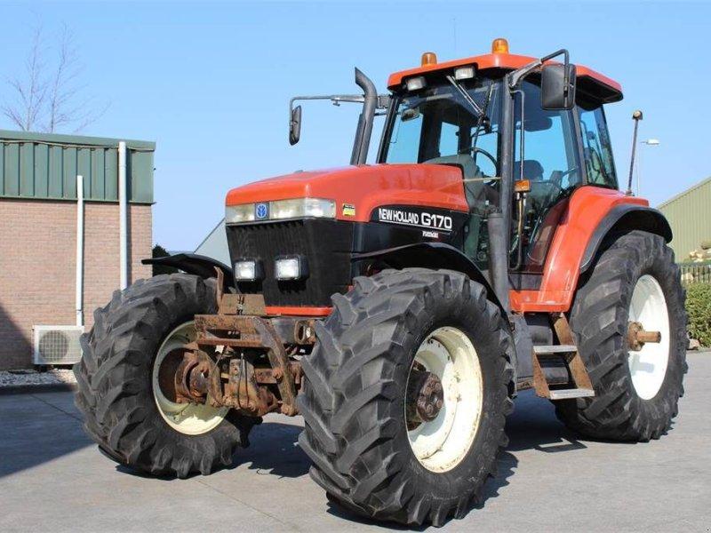 Traktor des Typs New Holland G170, Gebrauchtmaschine in Bant (Bild 1)