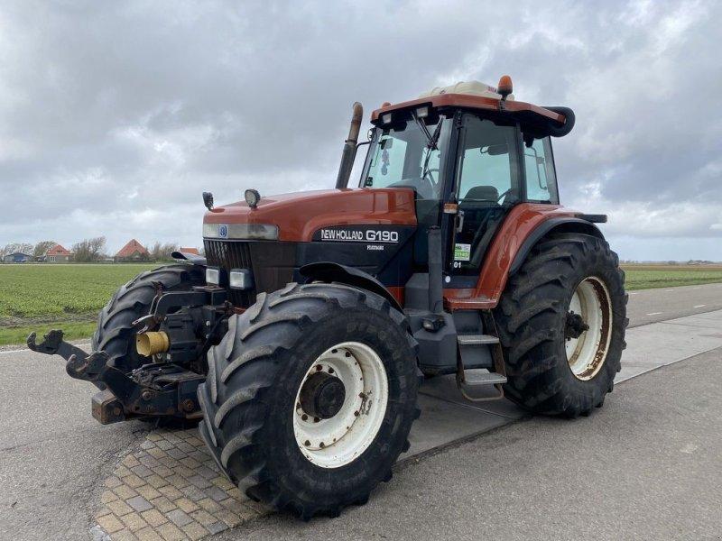 Traktor typu New Holland G190, Gebrauchtmaschine w Callantsoog (Zdjęcie 1)