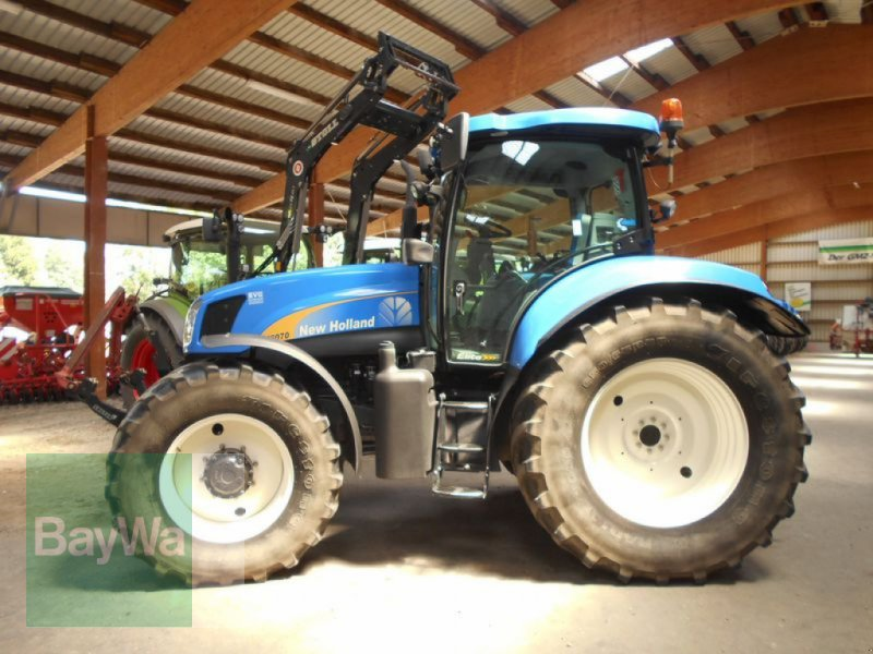Bild New Holland GEBR. T 6070 ELITE