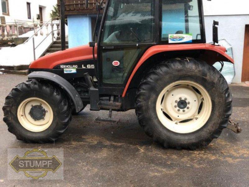 Traktor des Typs New Holland L 65 De Luxe, Gebrauchtmaschine in Grafenstein (Bild 1)