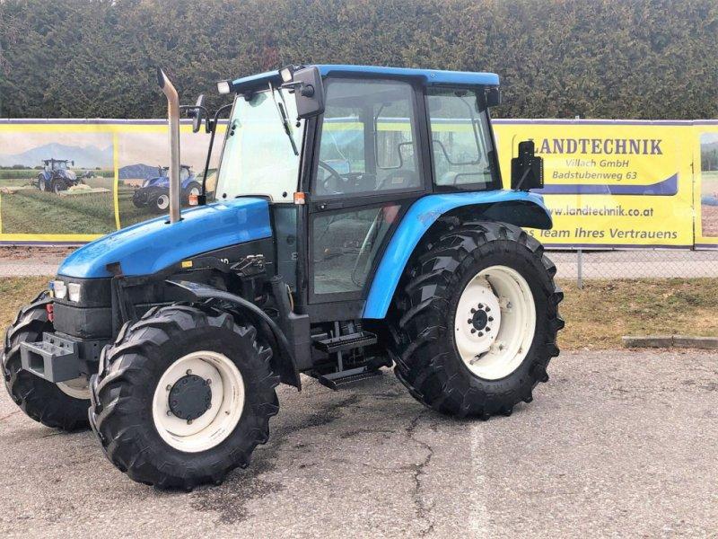 Traktor a típus New Holland L 65 DT / 4835 De Luxe, Gebrauchtmaschine ekkor: Villach (Kép 1)