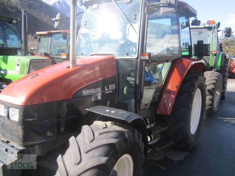 Traktor типа New Holland L 65 DT / 4835 De Luxe, Gebrauchtmaschine в Pfaffenhofen/Telfs (Фотография 1)