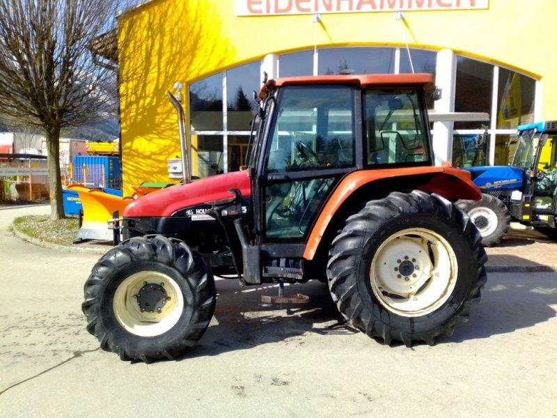 Traktor tip New Holland L 75 Turbo, Gebrauchtmaschine in Burgkirchen (Poză 1)