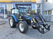 Traktor des Typs New Holland L 85 DT / 6635 De Luxe, Gebrauchtmaschine in Villach