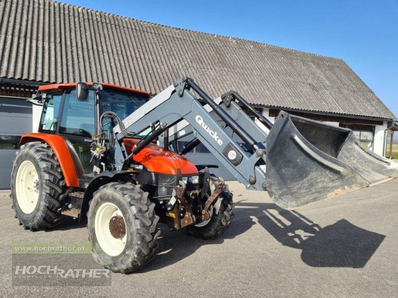 Traktor des Typs New Holland L 85 DT / 6635 De Luxe, Gebrauchtmaschine in Kronstorf (Bild 1)