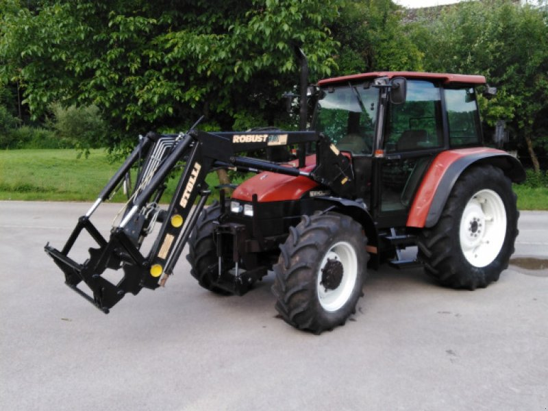 Traktor des Typs New Holland L 85, Gebrauchtmaschine in Bayern - Kinding (Bild 1)