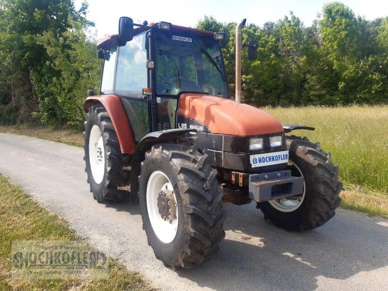 Traktor des Typs New Holland L 95 DT / 7635 De Luxe, Gebrauchtmaschine in Wies (Bild 1)