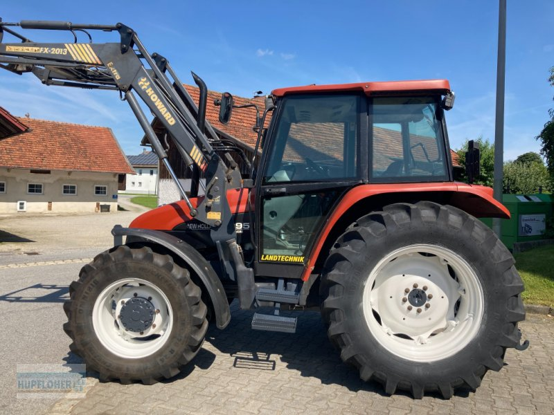 Traktor типа New Holland L 95 DT, Gebrauchtmaschine в Vilshofen (Фотография 1)