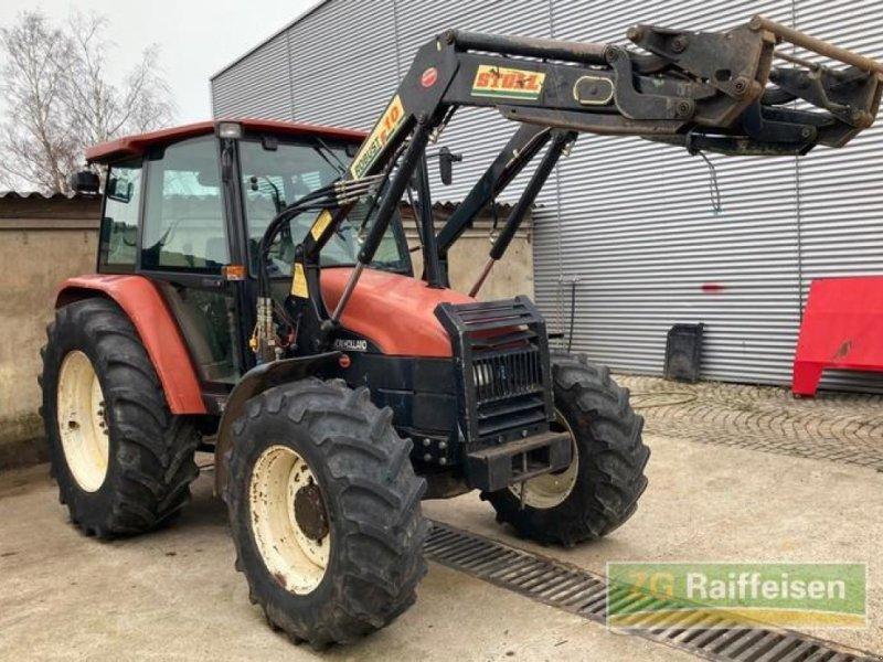 Traktor des Typs New Holland L75, Gebrauchtmaschine in Bühl (Bild 1)