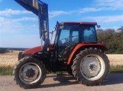 Traktor typu New Holland L85 med ÅLØ 950 frontlæsser 40 kmt. og bremseventil, Gebrauchtmaschine w Skive