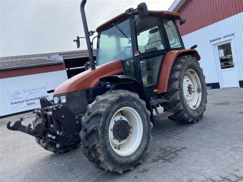 Traktor типа New Holland L95 MED FRONTLIFT!, Gebrauchtmaschine в Aalestrup (Фотография 1)