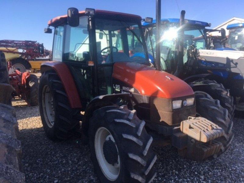 Traktor типа New Holland L95, Gebrauchtmaschine в Thisted (Фотография 1)