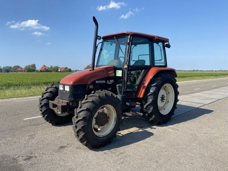 Traktor типа New Holland L95, Gebrauchtmaschine в Callantsoog (Фотография 1)