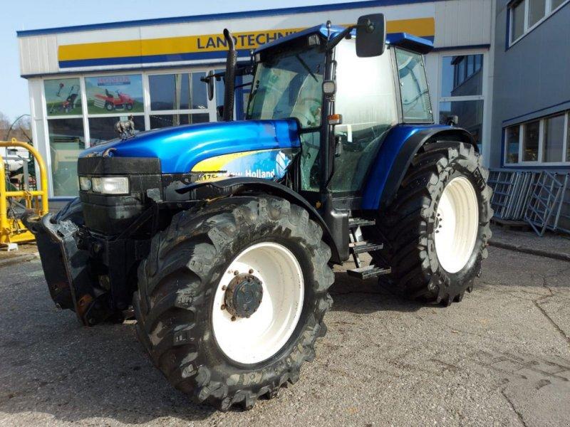Traktor des Typs New Holland M 100/8160, Gebrauchtmaschine in Villach (Bild 1)