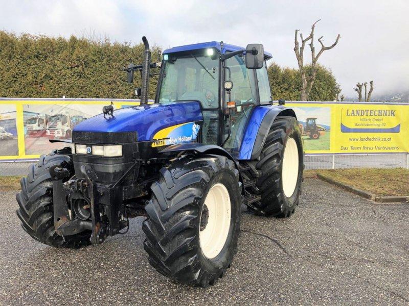 Traktor tip New Holland M 100/8160, Gebrauchtmaschine in Villach (Poză 1)