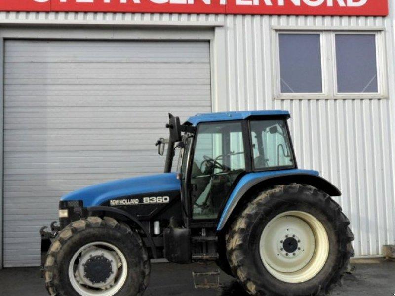 Traktor des Typs New Holland M 135/8360, Gebrauchtmaschine in Harmannsdorf-Rückersdorf (Bild 1)