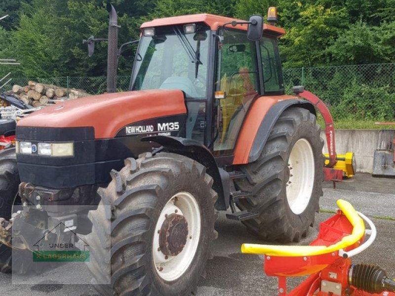 Traktor типа New Holland M 135/8360, Gebrauchtmaschine в Wies (Фотография 1)