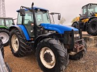 New Holland M 135 DL (BLÅ) Traktor