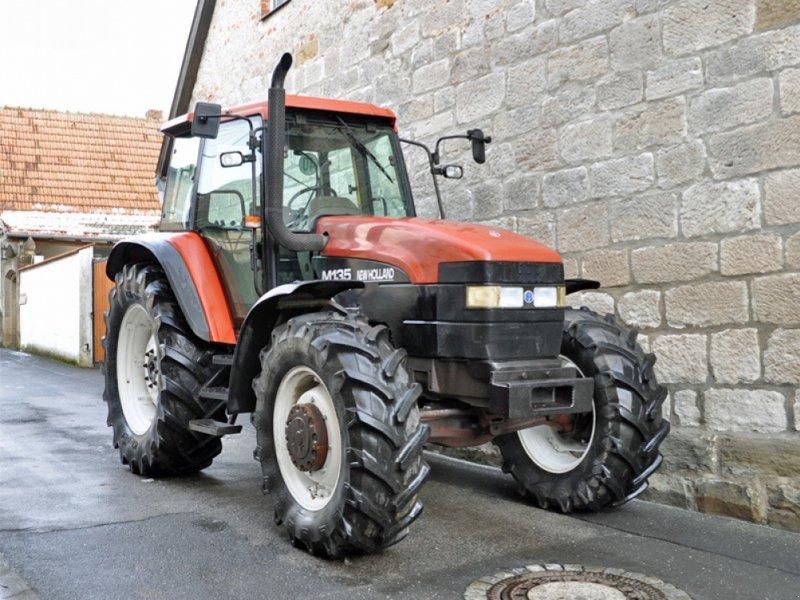 Traktor des Typs New Holland M 135, Gebrauchtmaschine in Hofheim (Bild 1)