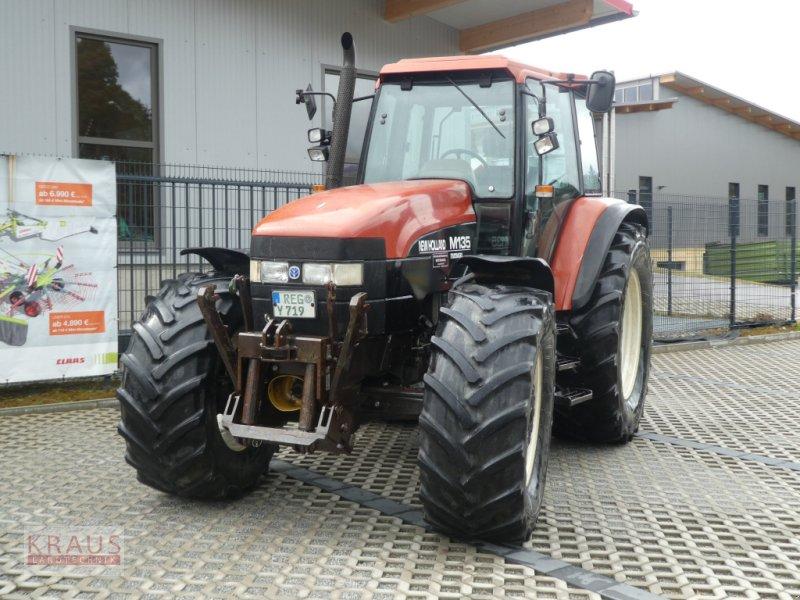 Traktor des Typs New Holland M 135, Gebrauchtmaschine in Geiersthal (Bild 1)
