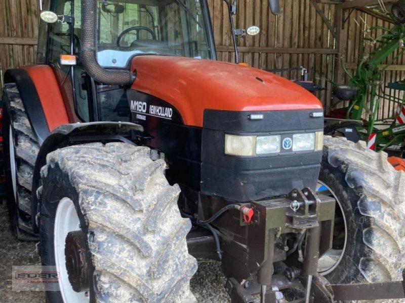 Traktor a típus New Holland M 160, Gebrauchtmaschine ekkor: Braunau (Kép 1)