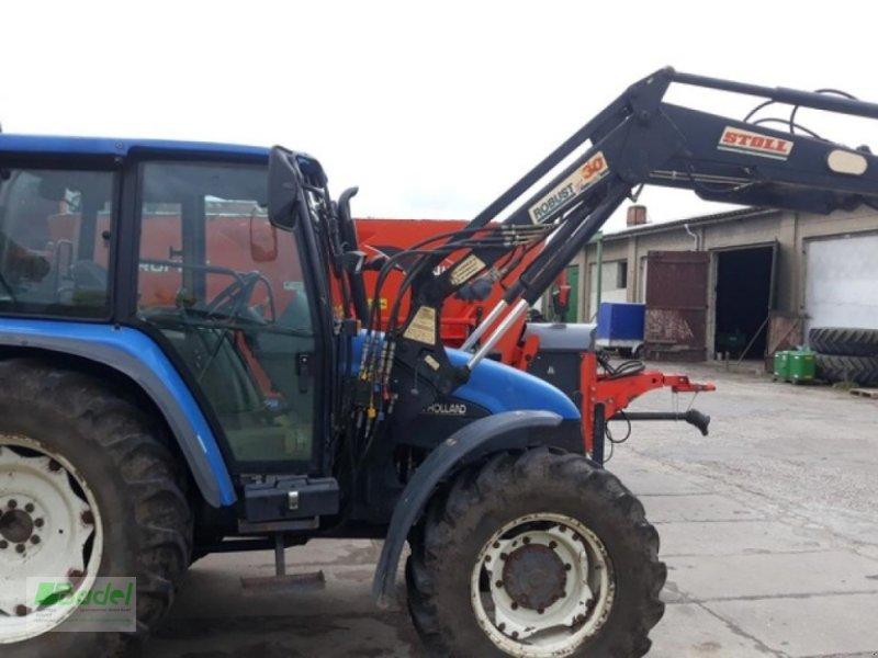 Traktor des Typs New Holland NEW HOLLAND TL 100, Gebrauchtmaschine in Kalbe (Milde) (Bild 1)