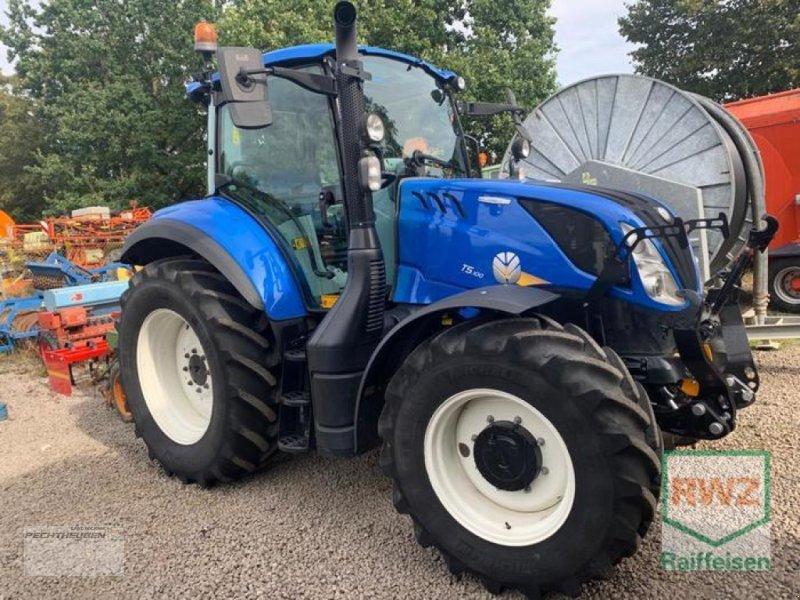 Traktor des Typs New Holland Schlepper 5.100, Gebrauchtmaschine in Wegberg (Bild 1)