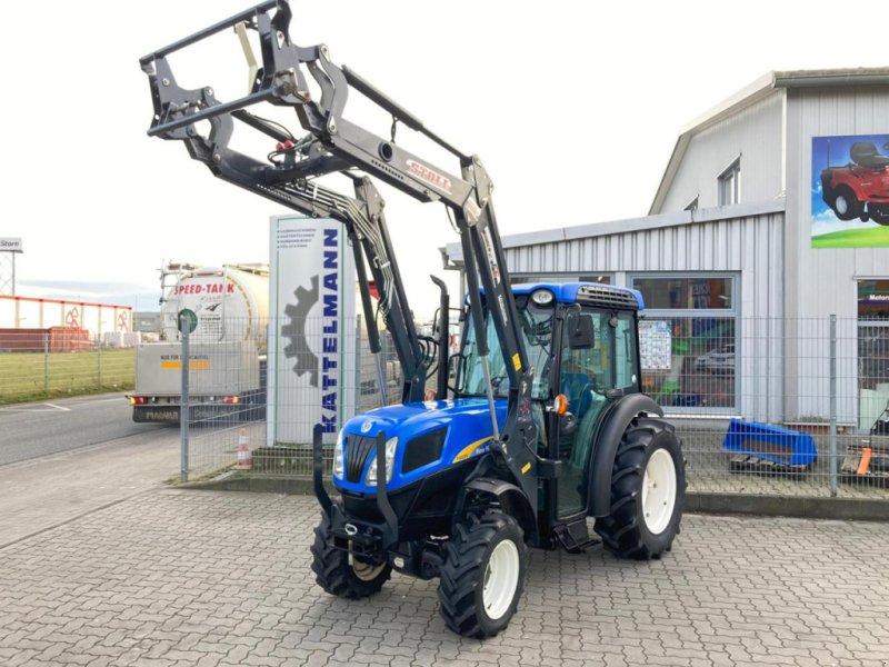 Traktor tip New Holland T 4020 V, Gebrauchtmaschine in Stuhr (Poză 1)