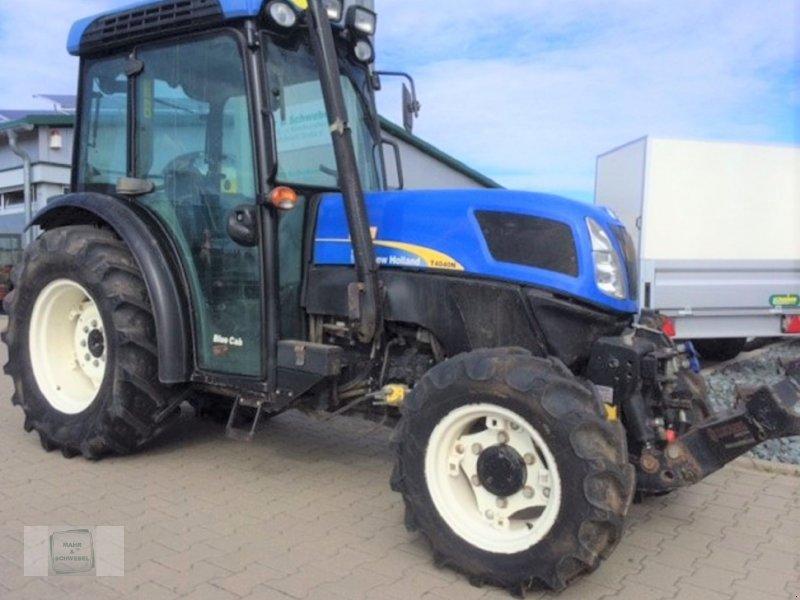 Traktor des Typs New Holland T 4040N, Gebrauchtmaschine in Gross-Bieberau (Bild 1)