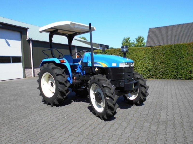 Traktor des Typs New Holland T 45, Gebrauchtmaschine in Boxtel (Bild 1)