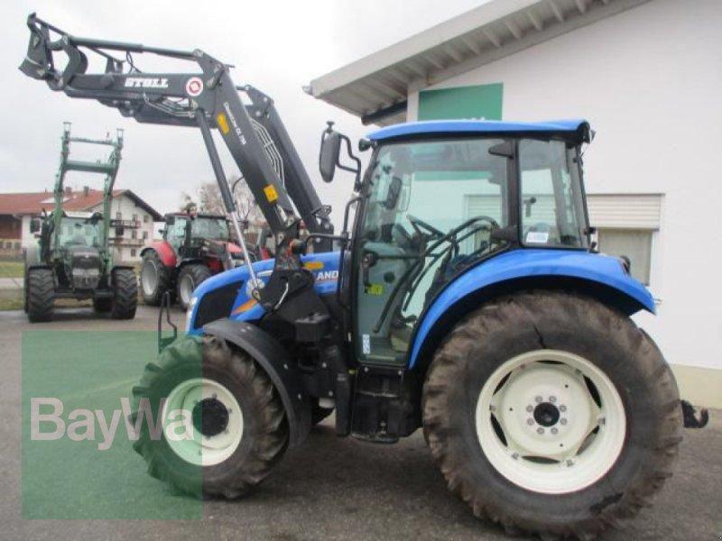Traktor des Typs New Holland T 4.55   #416, Gebrauchtmaschine in Schönau b.Tuntenhaus (Bild 1)