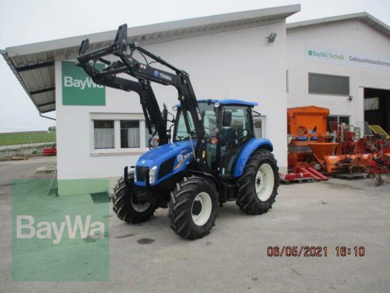 Traktor des Typs New Holland T 4.55  #566, Gebrauchtmaschine in Schönau b.Tuntenhausen (Bild 1)
