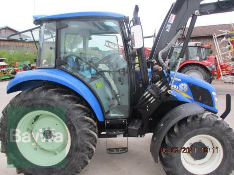 Traktor του τύπου New Holland T 4.55       #566, Gebrauchtmaschine σε Schönau b.Tuntenhausen (Φωτογραφία 6)