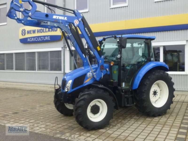 Traktor tipa New Holland T 4.55 Aktionsschlepper, Neumaschine u Velden (Slika 1)