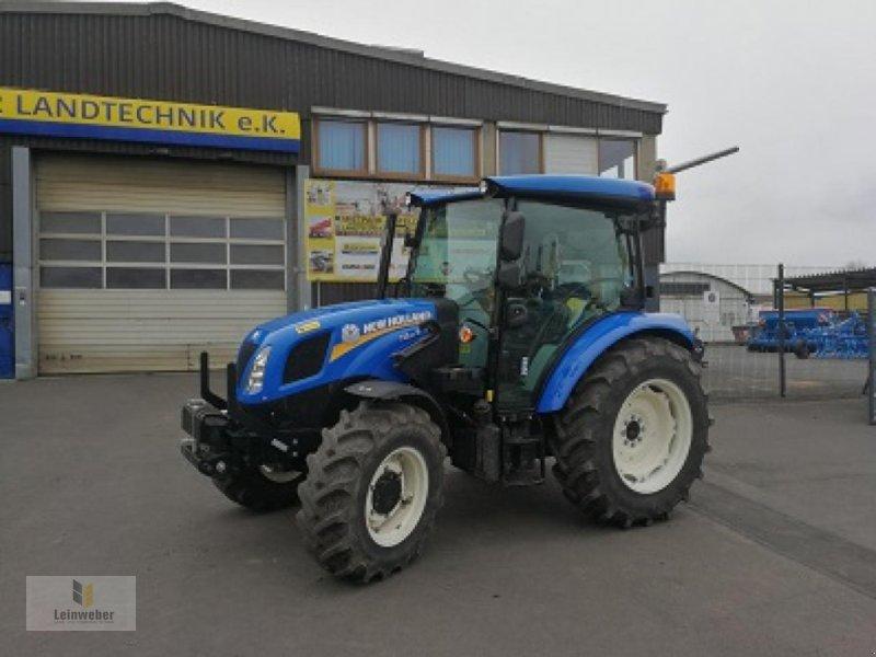 Traktor typu New Holland T 4.55 S, Gebrauchtmaschine w Neuhof - Dorfborn (Zdjęcie 1)