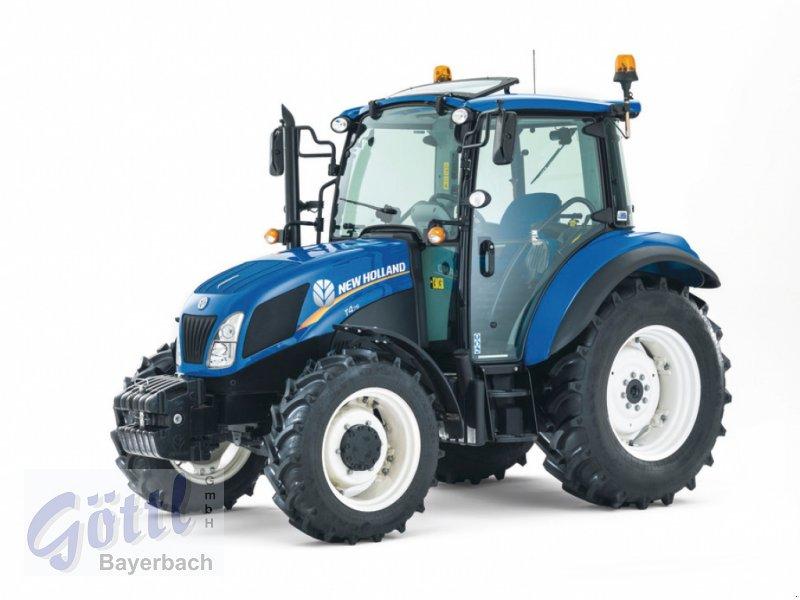 Traktor des Typs New Holland T 4.55, Neumaschine in Bayerbach (Bild 1)