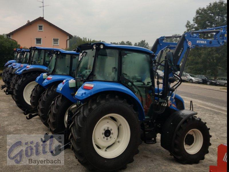Traktor des Typs New Holland T 4.55, Neumaschine in Bayerbach (Bild 5)
