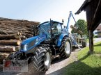 Traktor des Typs New Holland T 4.55 in Neuweiler