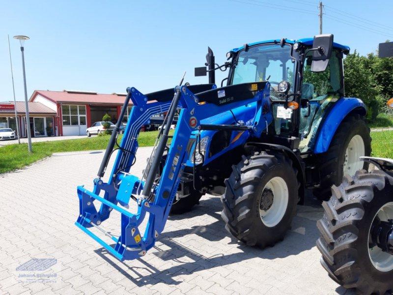 Traktor des Typs New Holland T 4.55, Neumaschine in Arnstorf (Bild 1)