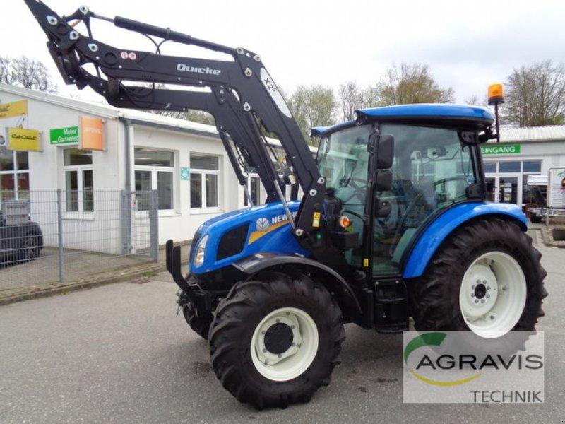 Traktor des Typs New Holland T 4.65 S, Gebrauchtmaschine in Gyhum-Nartum (Bild 1)