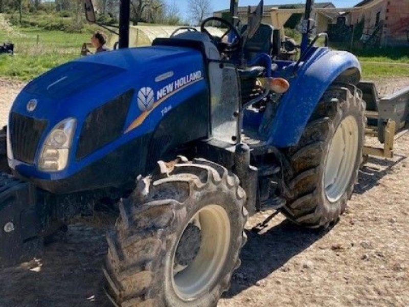 Traktor des Typs New Holland T 4.65, Gebrauchtmaschine in Montauban (Bild 1)