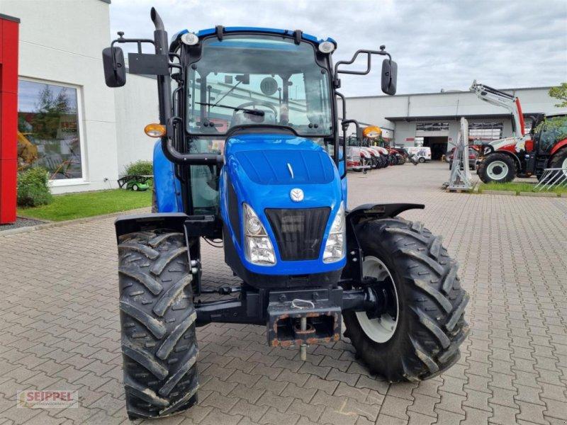 Traktor des Typs New Holland T 4.75 CAB, Gebrauchtmaschine in Groß-Umstadt (Bild 1)