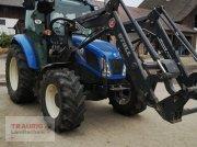 Traktor des Typs New Holland T 4.75 mit Frontlader, Drulu, Gebrauchtmaschine in Mainburg/Wambach