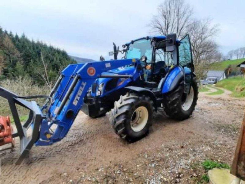 Traktor des Typs New Holland t 4.75, Gebrauchtmaschine in GOTTENHEIM (Bild 1)