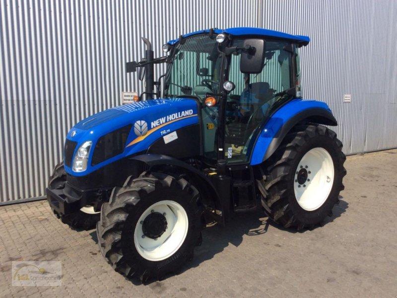 Traktor des Typs New Holland T 4.75, Gebrauchtmaschine in Pfreimd (Bild 1)