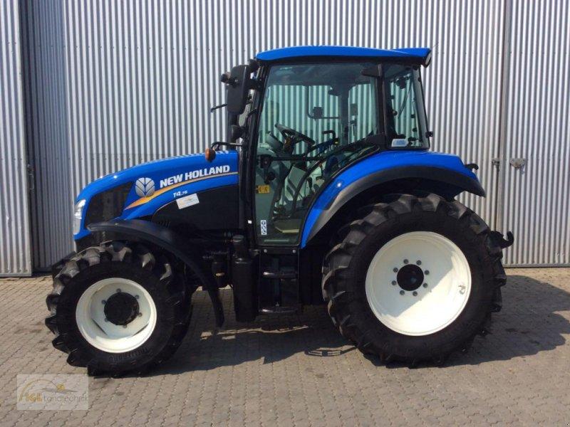 Traktor des Typs New Holland T 4.75, Gebrauchtmaschine in Pfreimd (Bild 2)