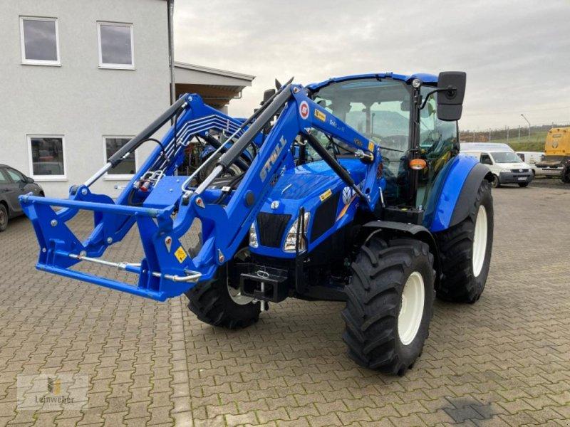 Traktor des Typs New Holland T 4.75, Neumaschine in Neuhof - Dorfborn (Bild 1)