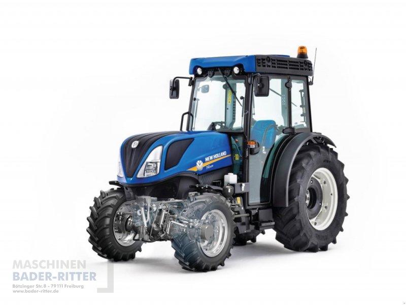 Traktor типа New Holland T 4.80 V CAB Terragl, Neumaschine в Freiburg (Фотография 2)